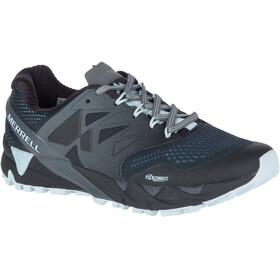 Merrell Agility Peak Flex 2 E-Mesh Running Shoes Women grey/black
